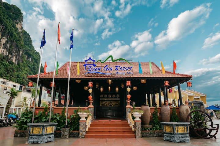 Doan Gia Resort Phong nha ( Deluxe Bungalow)