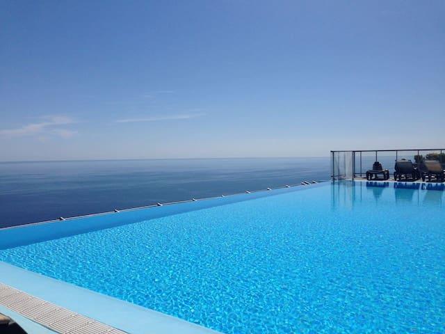 Viangella - Best sea view! Top floor 2km to Monaco