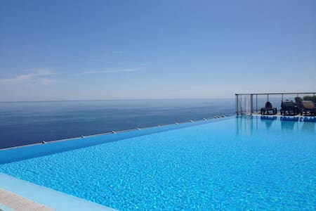 Viangella - Best sea view! Top floor 2km to Monaco