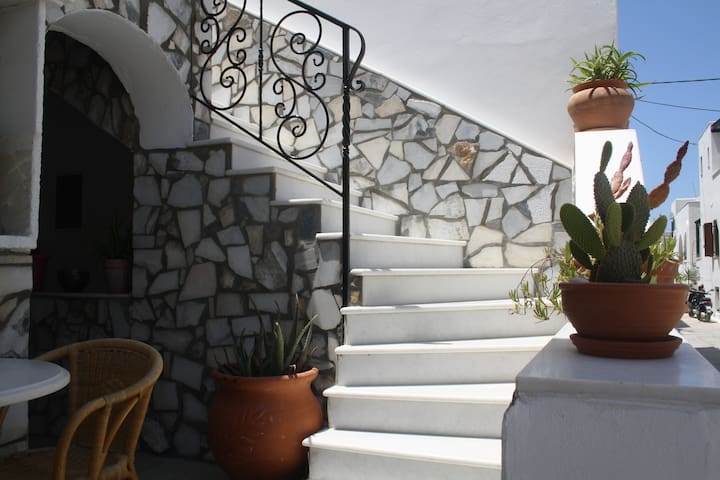 Pasas studios  -  Τhe Aphrodite's Palace - Naxos - Appartement
