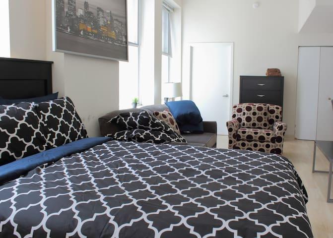 Three-Bedroom Millennium Park Apartment (LM)