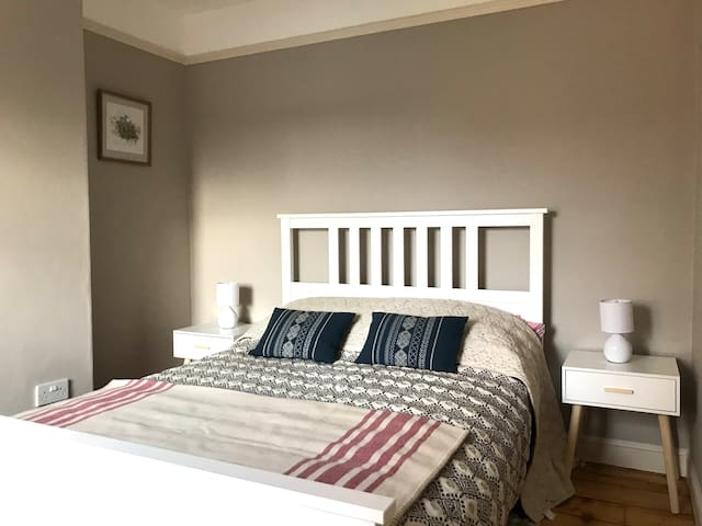 Quiet, cosy double room close to Norwich centre