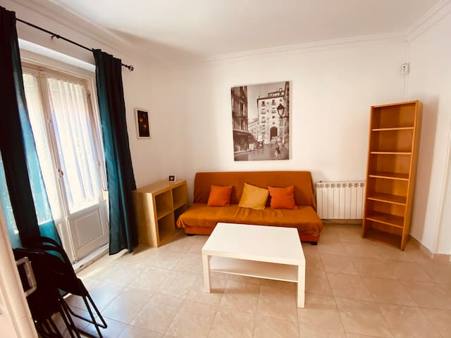 Friendly room for budget travelers