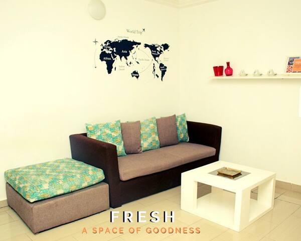 Appartement Cosy à SIPIM aéroport