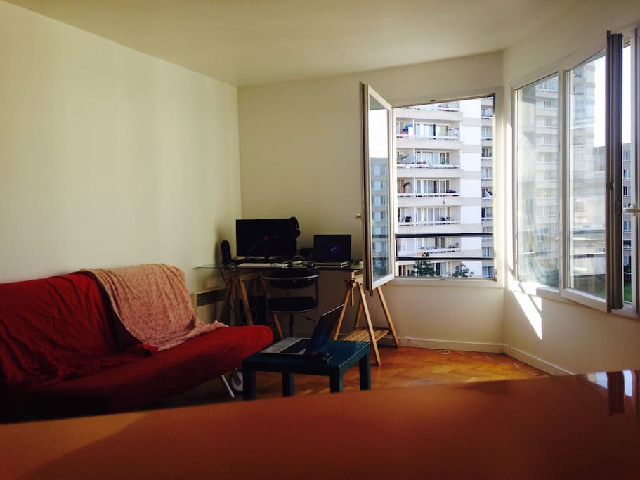 chambre dans appartement sympa proche paris appartements louer aubervilliers le de. Black Bedroom Furniture Sets. Home Design Ideas