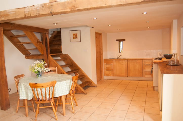 Bushfold Cottage Barn, Presteigne - Nr. Presteigne - House