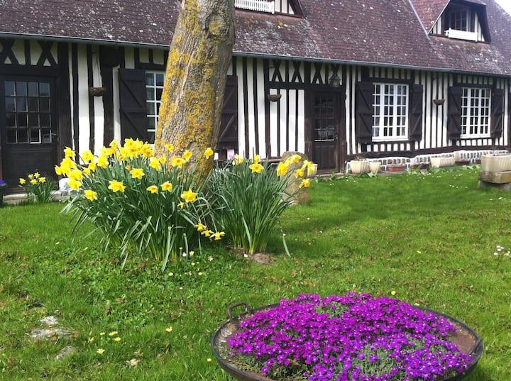 Normand House deconnexion totale, à 5km de Veules.