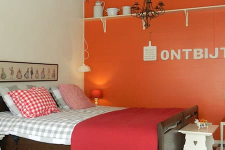 Private stay at dairy farm countryside Friesland