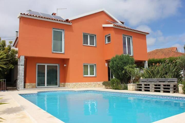 Ericeira Sea Orange House - Suíte familiar 5 pax.