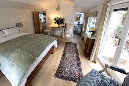 Luxury London Lodge - Belsize Park