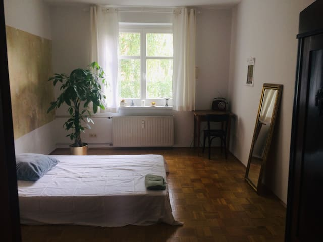 Cozy, nice room in central Neustadt
