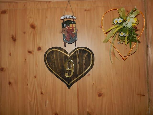 Nocky 9-FeWo mit Sauna für 4/5 neben den Pisten