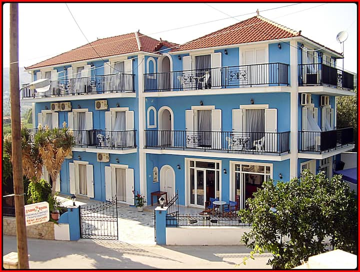 blue lake family apartments