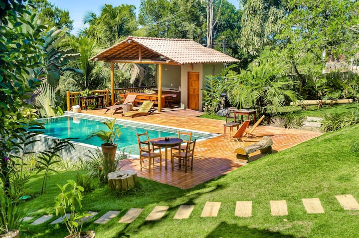 Vila Tupi Trancoso  Home Office Daily Cleaning