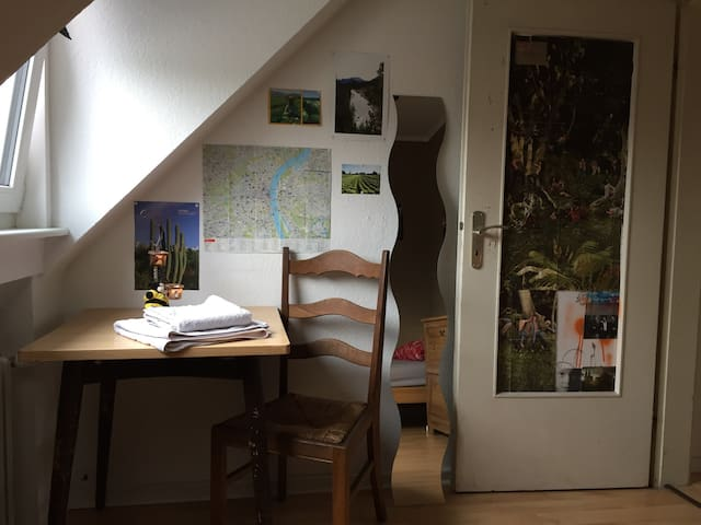 Little room in the heart of Cologne