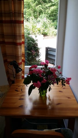 Ruhiges Zimmer in Buchholz/Nordheide, Zentrale Lag - Buchholz in der Nordheide - Lägenhet