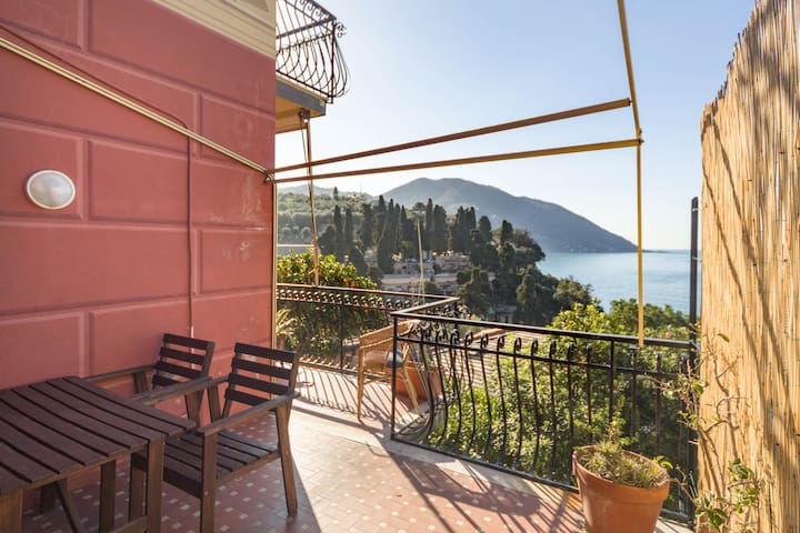 Very close to Camogli and to the sea - Recco - Flat