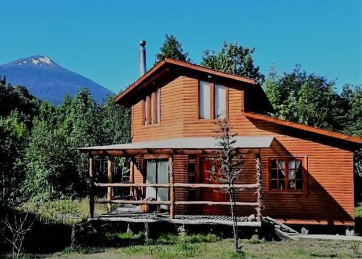 Cabaña en la Patagonia, Carretera Austral