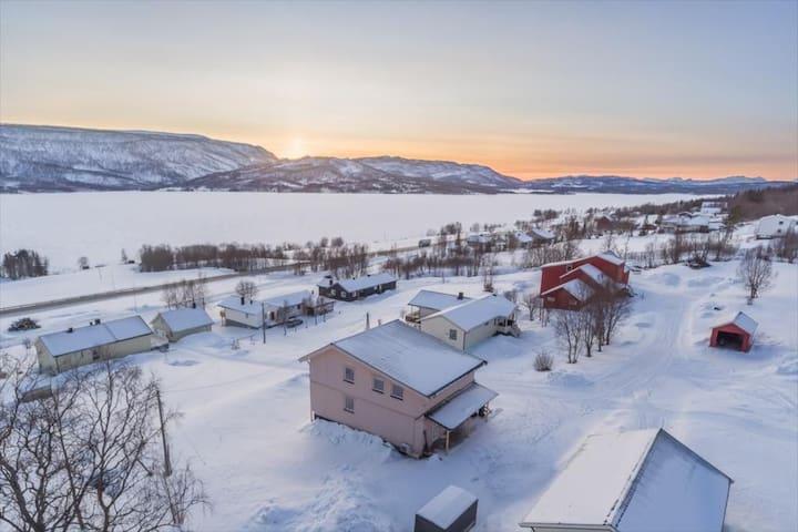 Blomlia, Finnsnes - Finnsnes - Rumah