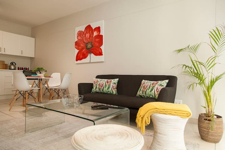 Modern Apartment in Cape Town City Centre