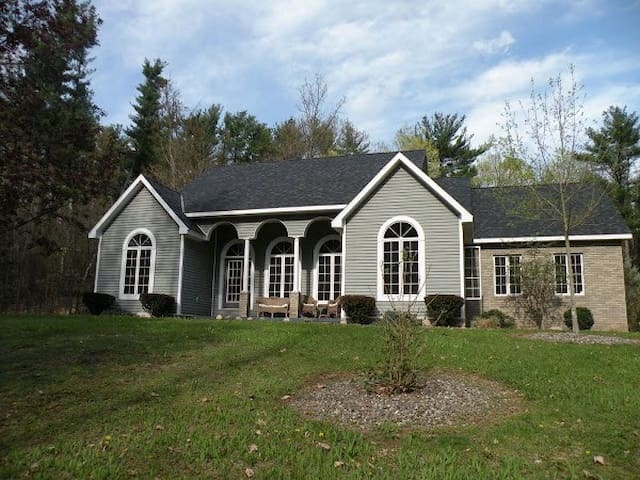 SPACIOUS Catskill Retreat — Charming & Secluded!