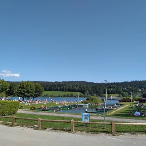 Saint Point Lac : on adore