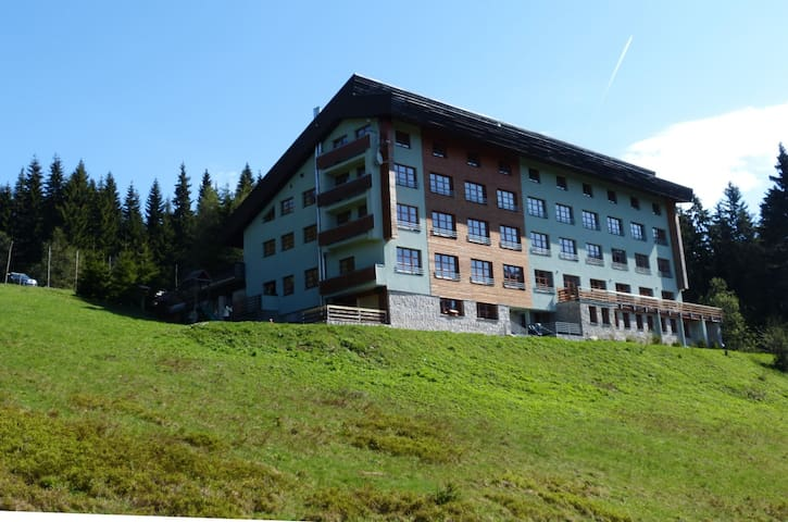 Apartment in the heart of the mountains - Černý Důl - House