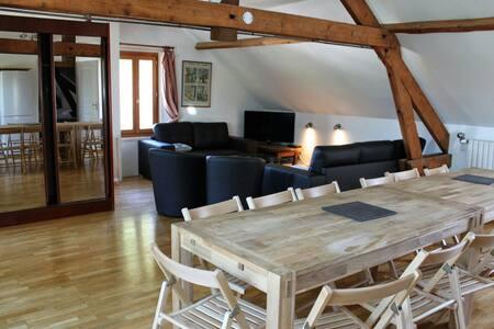 Appartement dans un domaine Balnéo - Saint-Pierre-Aigle