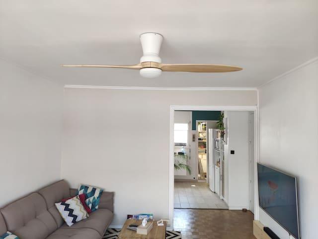 Appartement centre de Marseille / Joliette