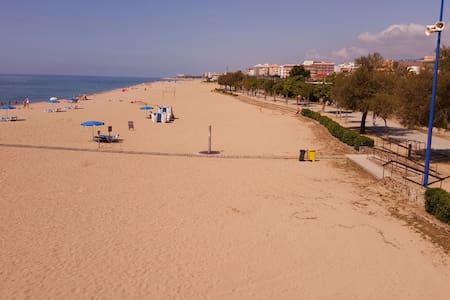 Casa completa 1 minuto de la playa - Malgrat de Mar - Hus