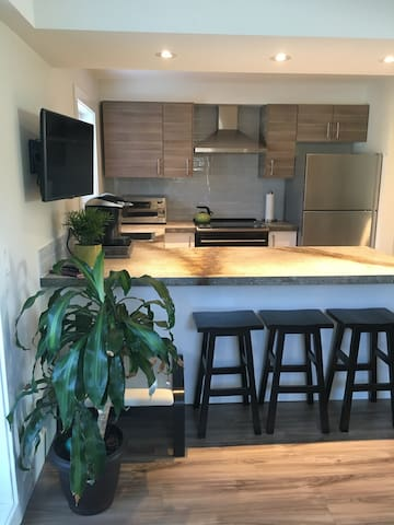 Modern & Bright One Bedroom - Squamish - Haus