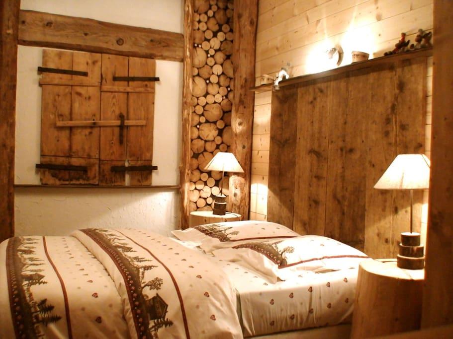 Chambre 1 - lit de 140