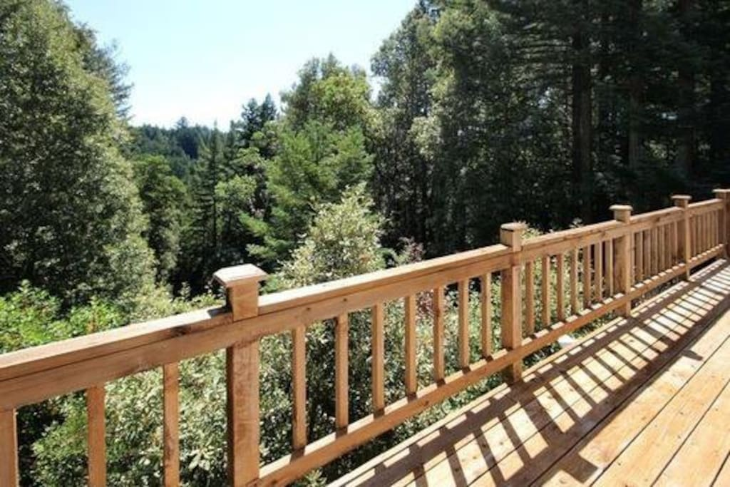 Safari In The Heart Of The Redwoods Houses For Rent In