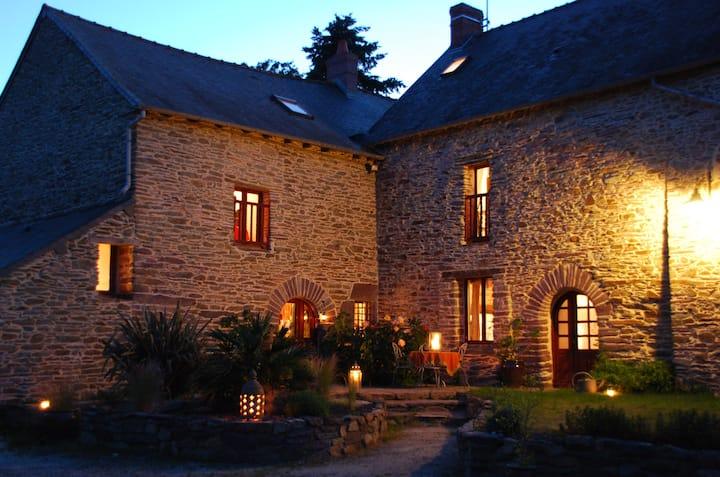 Gîte La Bourousais