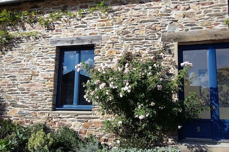 Cosy stone country gite near Ruffiac  - sleeps 4