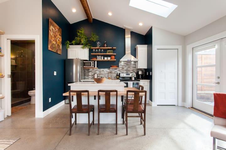 Fresh North Portland Studio