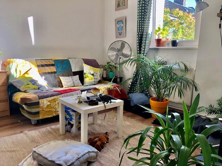 Sunny Neukolln top floor