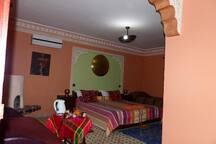 Private Room in Dar Atlas Charme in Imlil