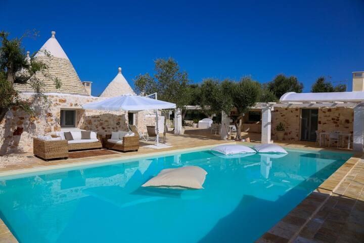 Trullo with private pool in Apulia [9] - PROMO!