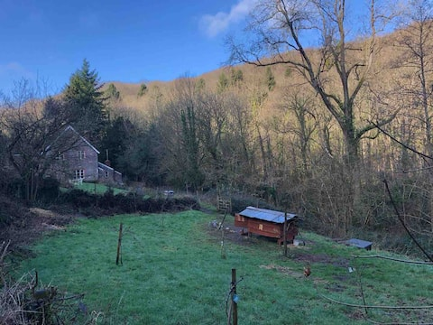 Escape to Wye Valley's Wonderful Whitebrook