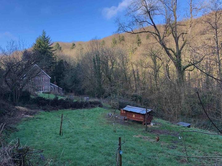 Escape to Wye Valley's Wonderful Whitebrook