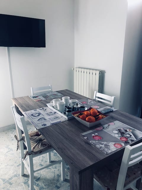 The house of Anna:  apartament in  Mottola centre