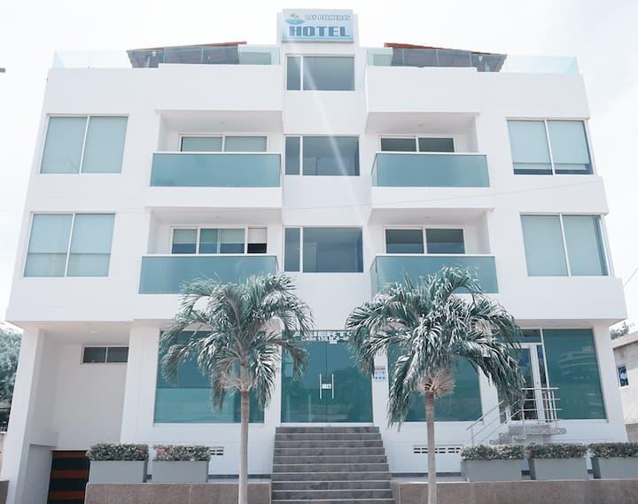 Cómodas Habitaciones cerca de la Playa