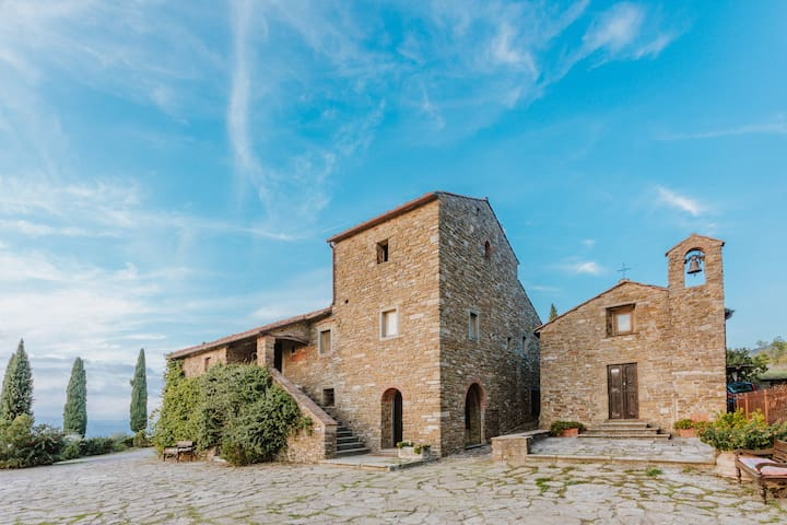 """The Ancient Podere di Tubbiano -  """"Mother House"""""""