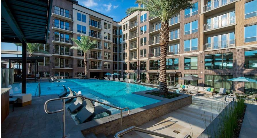 Downtown Houston Apartment