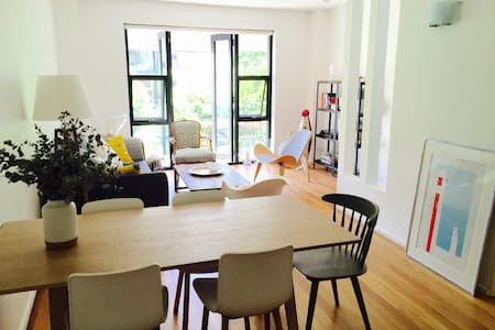 Stylish duplex appartment in trendy Surry Hills - Surry Hills