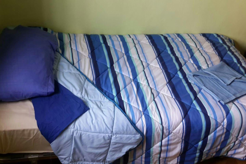 Nórdico, sábana,  almohada y toalla de baño