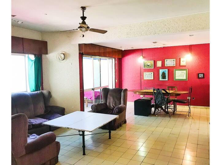 Casa Park Hab TRIPLE (3 camas ind o 1 doble+1 ind)