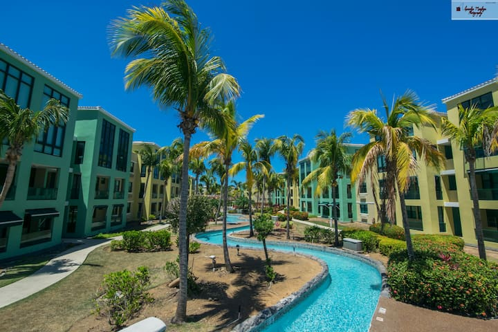 ^Aquatika family garden with 7 pools: apt 3701^