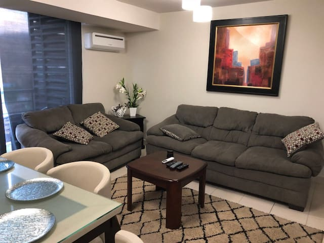 Ecovivienda 3 Bedroom- Fully furnished Apartment